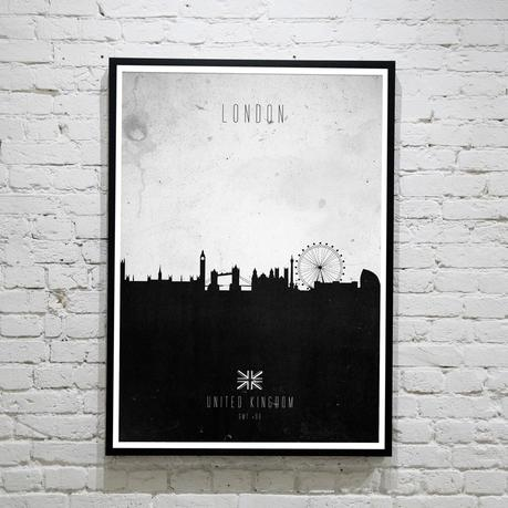 London. Contemporary Cityscape