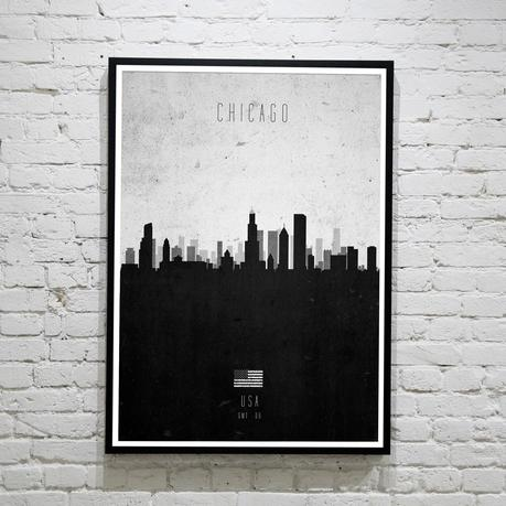 Chicago. Contemporary Cityscape