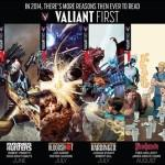 VALIANT FIRST Launches in May 2014 With Rai #1 by Matt Kindt and Clayton Crain