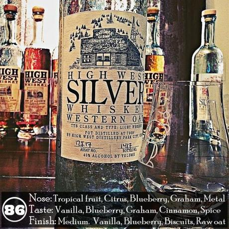 High West Silver Western Oat Review