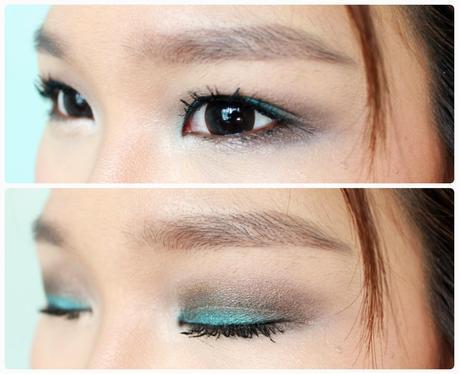 Summer 2014:Turquoise Lids