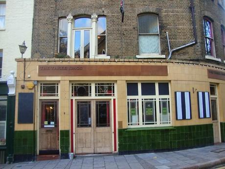 London's Best Neighbourhood. London Best Pub.