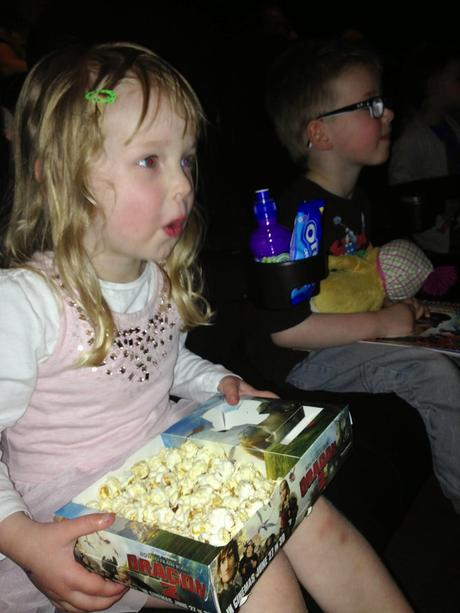 {A Trip to the Movies at Glasgow Fort}