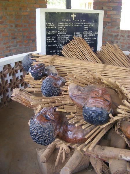Namugongo Martyrs Shrine