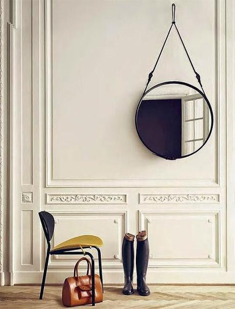 What I Love Today: Captain's Mirrors and Concave Mirrors