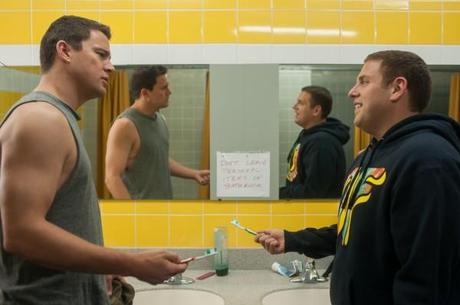 New Stills from '22 Jump Street' Shows Hill and Tatum Back in College