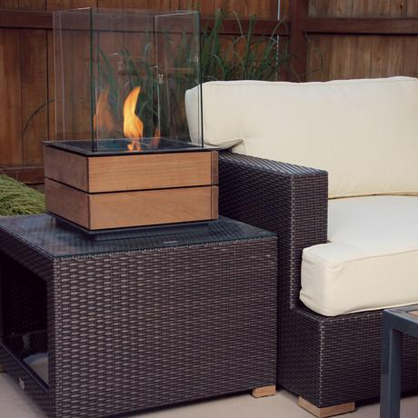 Terra Flame Home. Clean-Burning Installations