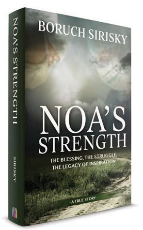 Book Review: Noa's Strength, by Boruch Sirisky