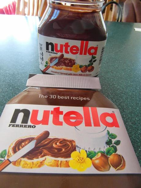 Cookbook Review: 30 Best Recipes Nutella
