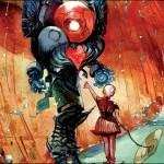 Early Preview of LOW #1 by Rick Remender and Greg Tocchini From Image