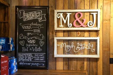 Weddings, Decorations, Wedding Chalkboard, Bar Menu Sign, Wedding Menu Sign, Wedding Bar Menu, Chalkboard Menu, Custom Bar Menu Sign, Custom Wedding Menu, Personalized Menu, Personalized Chalkboard,Personalized Signs