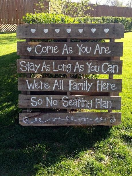 Post image for Chalkboard Signs by Jessica Westcott