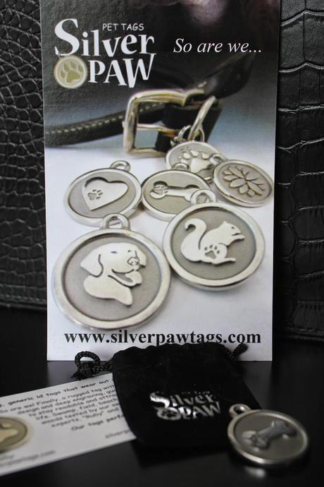 Silver Paw Pet Tags Review