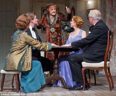 Blithe Spirit (West End) Review