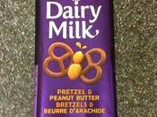 Today's Review: Cadbury Dairy Milk Pretzel Peanut Butter