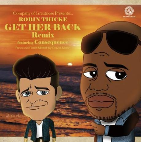 "New Music: Consequence Remixes Robin Thicke's Ode To Paula Patton ""Get Her Back"""
