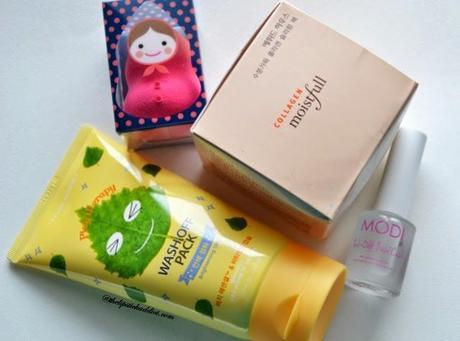 Random Haul :: Korean Beauty and Skincare