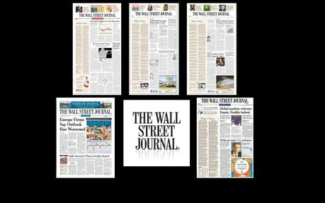 The Wall Street Journal: preparing for the next 125 years