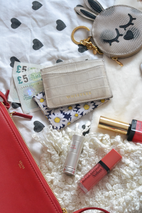 What's In My Bag - May 2014