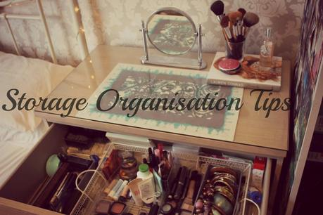 Storage Organisation Tips