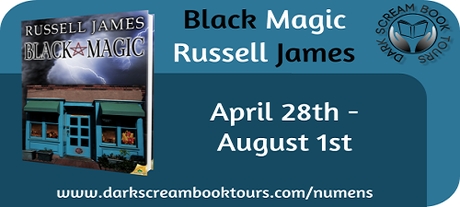Black Magic by Rusell R. James: Spotlight with Excerpt