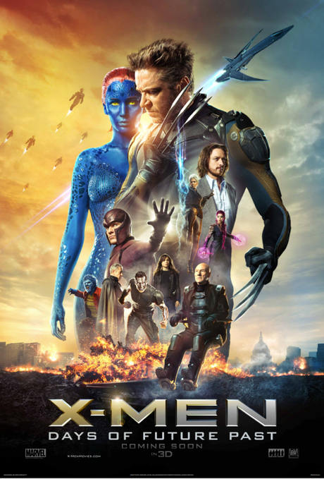 Movie Review: X-Men: Days of Future Past: 3D