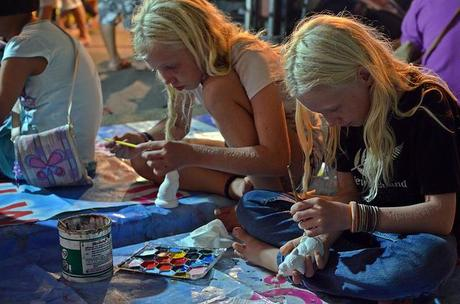 night market crafts