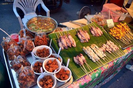 night market treats