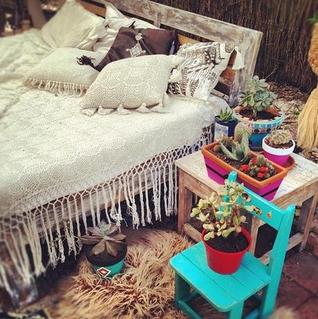 fringe bedding