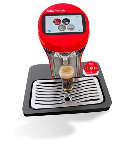 Coca-Cola-Freestyle-medium-volume-dispenser-1