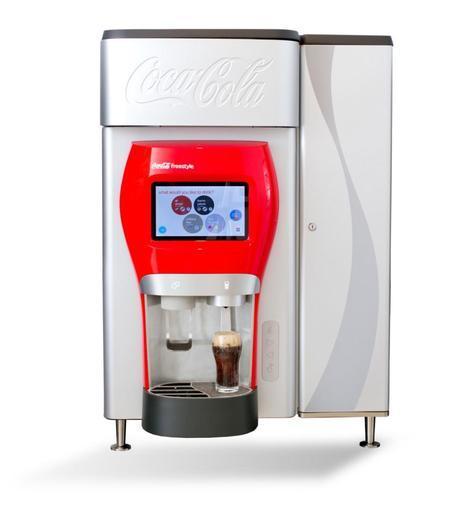 Coca-Cola-Freestyle-Medium-volume-dispenser-2