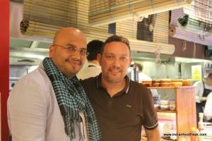 Suprio with Albert Adria