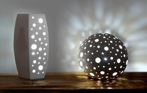 Ceramica Calcaterra. Handmade Italian Lighting