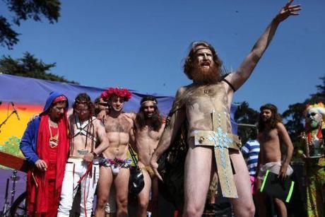 Hunky Jesus contest2