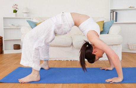 Chakrasana for diabetes control