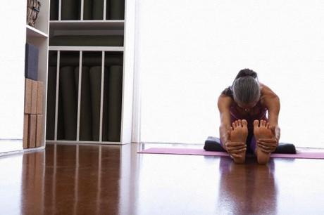 Paschimottanasana for diabetes