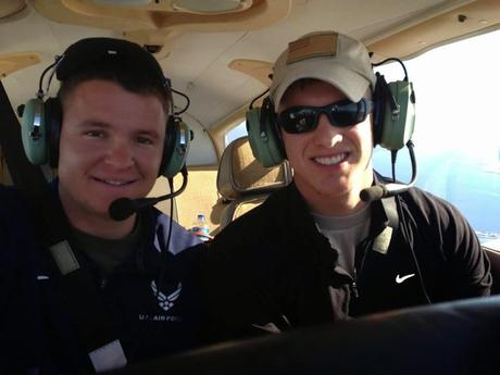 Share Your Story: Chris Horak, Future Air Force Pilot