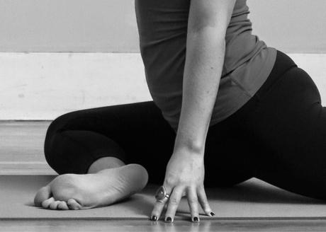 Friday Q&A: Foot Position in Pigeon Pose