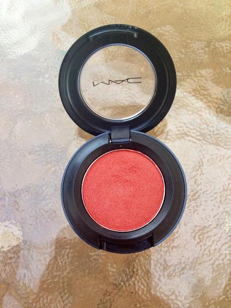 MAC Coppering, Expensive Pink, and Saddle