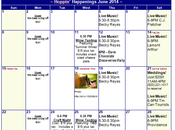 June 2014 Calendar Events Hoppin' Grapes Wine Beer Retail Shop Tasting