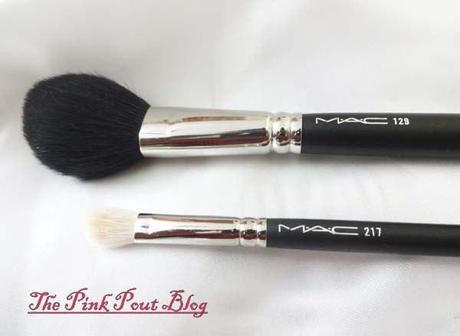 MAC 129& 217 brushes