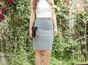 Pencil Skirt Crop