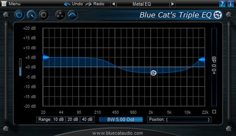Blue Cat EQ