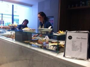 Gordon street coffee Glasgow Central railway station food and drink GLASGOW food blog