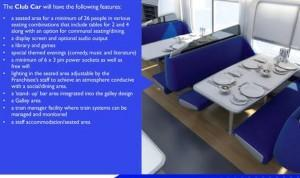 Dining car En suite berth Cradle seat Caledonian sleeper serco scotrail train railway food drink Glasgow blog