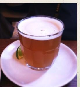 Hot emoliente Andina Peru Peruvian lndon shoreditch Redchurch food drink Glasgow blog east end