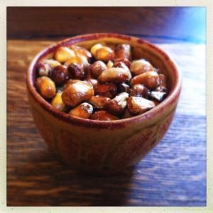Cancha crunchy corn Andina Peru Peruvian london shoreditch Redchurch food drink Glasgow blog east end