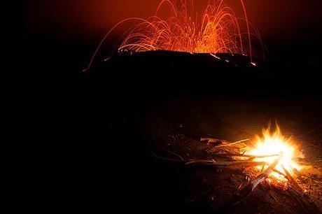 Vanuatu Eruption
