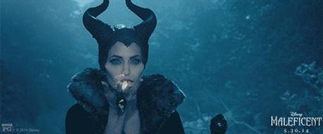 Angelina Jolie is Malificent - #Movie Review on My Pocketful of Thoughts