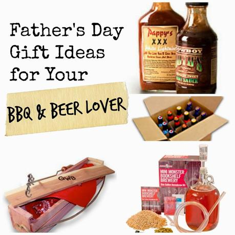 Father's Day Gifts For Your BBQ & Beer Lover
